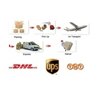 ups dhl express courier delivery shipping service rates from china to usa