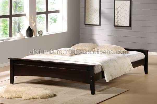 Wooden Bedroom Furniture Antique Bedroom Solid Wood Bed Platform