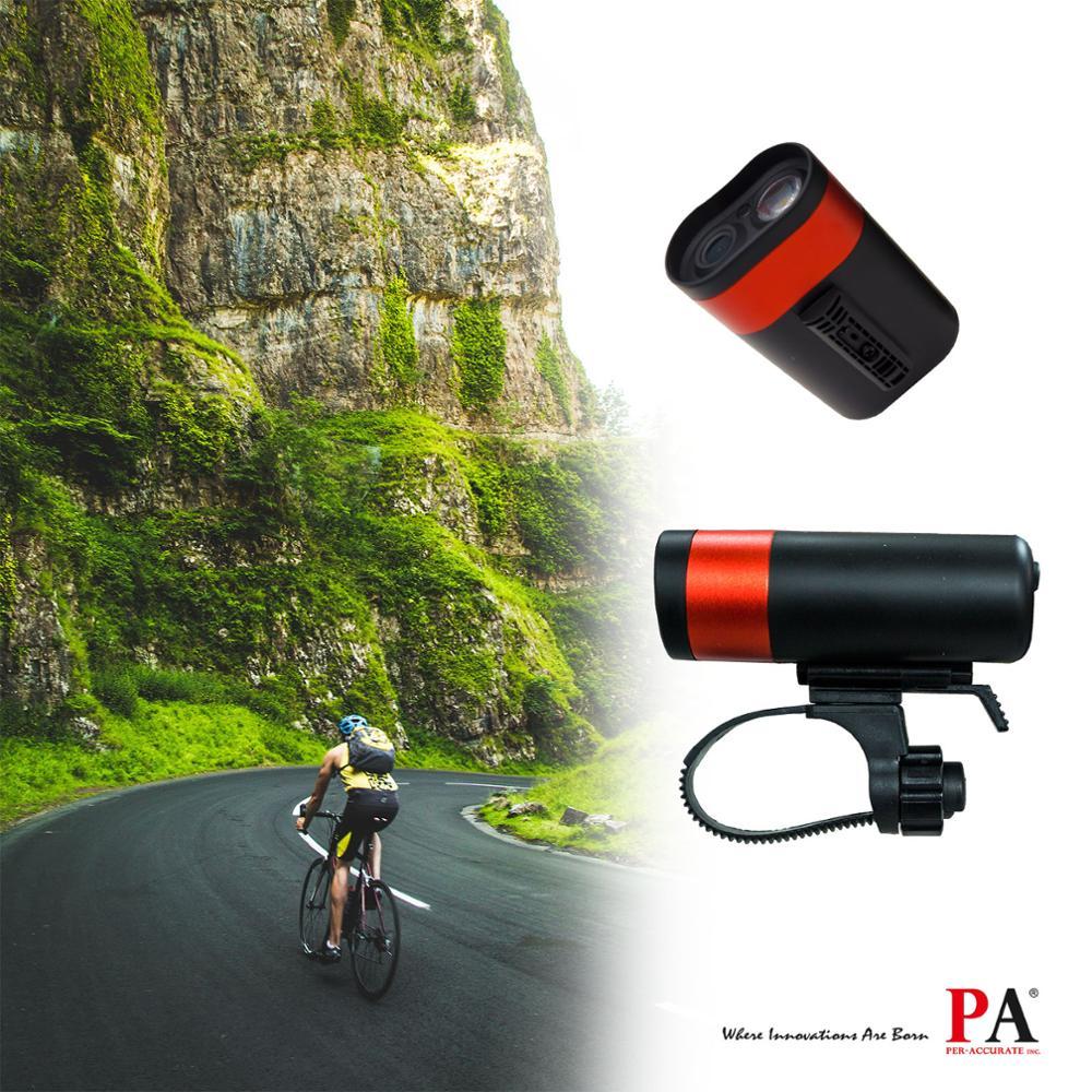 PA WiFi Digital Video Bat Eye 1080p LED Waterproof  Cycling Dash Cam Full-HD + LED Front Light(Memory Card not Included) фото