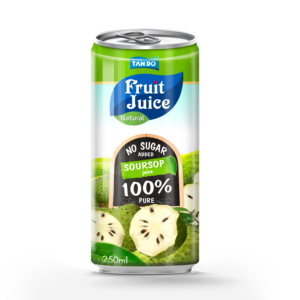 100% Pure Soursop Juice Vietnam Origin Tropical Fruit Juice