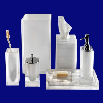 Bathroom accessories bath set collections buy bathroom for Bathroom accessories collection