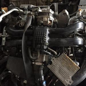 Subaru ea82 turbo kit