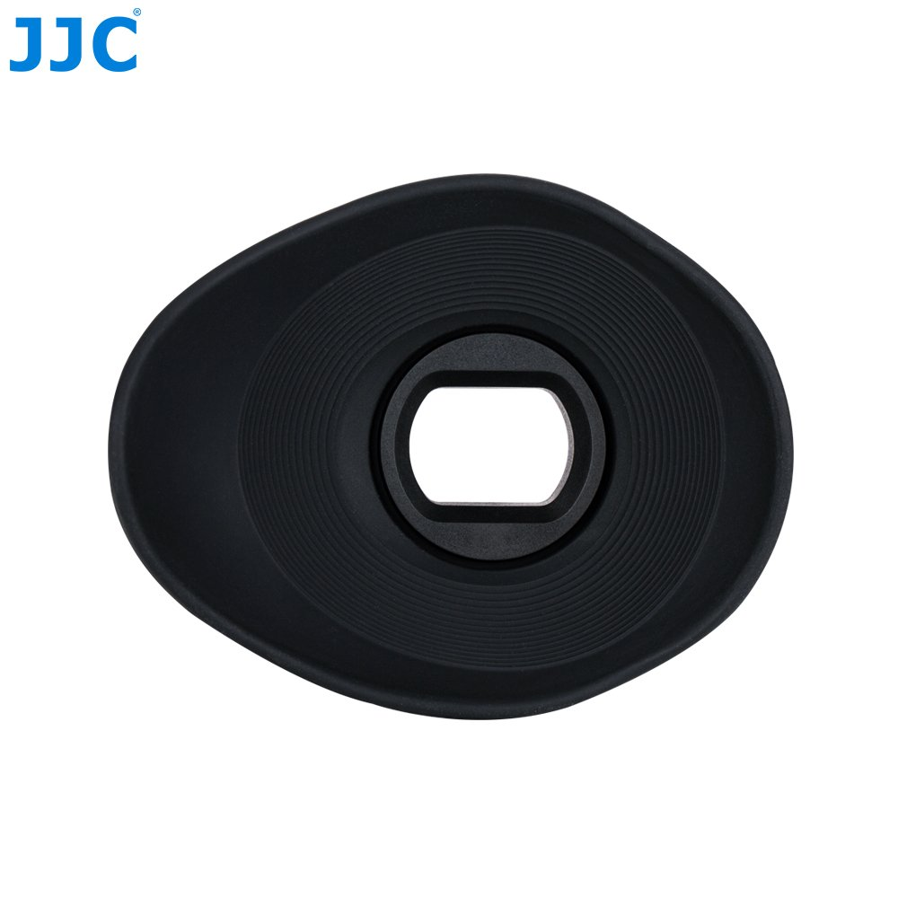JJC ES-A6300G Large Size Eyecup Eye Cup Eyepiece Viewfinder for Sony A6300 A6000 NEX-6 NEX-7 Replaces Sony FDA-EP10, for Eyeglass User