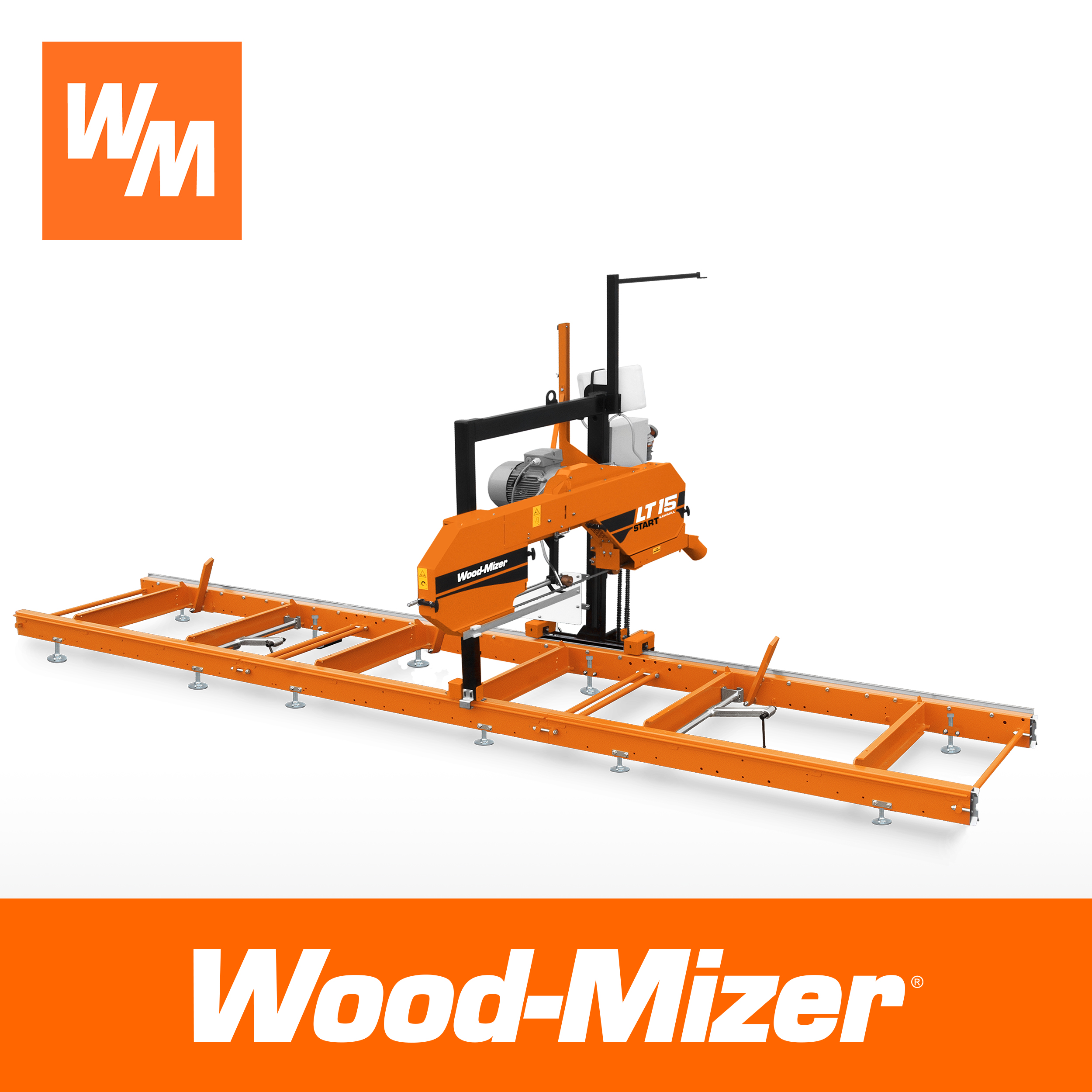 Wood-mizer Lt15 Start Electric (made In Eu) - Buy Starter Sawill,Basic  Sawmill,Entry-level Sawmill Product on Alibaba com
