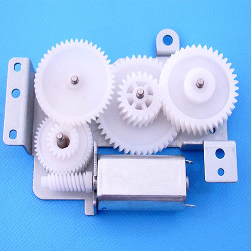 High quality factory supply new promotion PE plastic worm <strong>gear</strong> set nylon wear <strong>gear</strong>