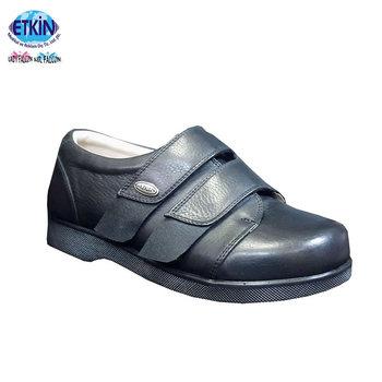 c42e99cfa6 Calçado Ortopédico Médica Diabéticos Extra Largo E Profundo Sapatos ...