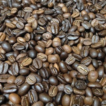 Dried arabica coffee beans/green coffee from Tanzania