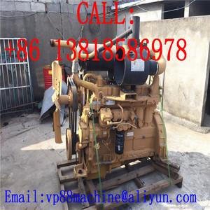 shanghai CAT 3306 C6121 SC11CB220G2B1 diesel engine,CAT 3306DI engine used  caterpillar engine