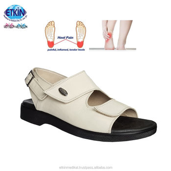 56e3ecaba61 Medical Orthopedic Sandals Best Arch Support for Heel Pain of Plantar  Fasciitis