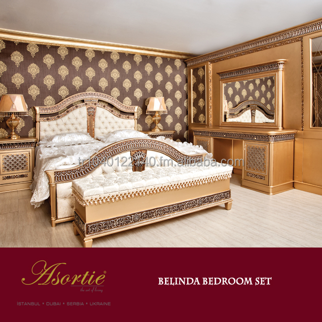 Belinda Classic Bedroom Set - Buy Bedroom Furniture Sets,Princess Bedroom  Set,Luxury Bedroom Set Product on Alibaba.com