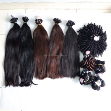 Wet Bouncy and super straight no tangle and shedding 2018 Trending Products russian Human Hair Dropshipping