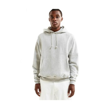 8937036b1c790 Unisex Sleeveless Hoodie 100% Cotton Fleece Pullover Hoodie   heavyweight  cotton hoodies