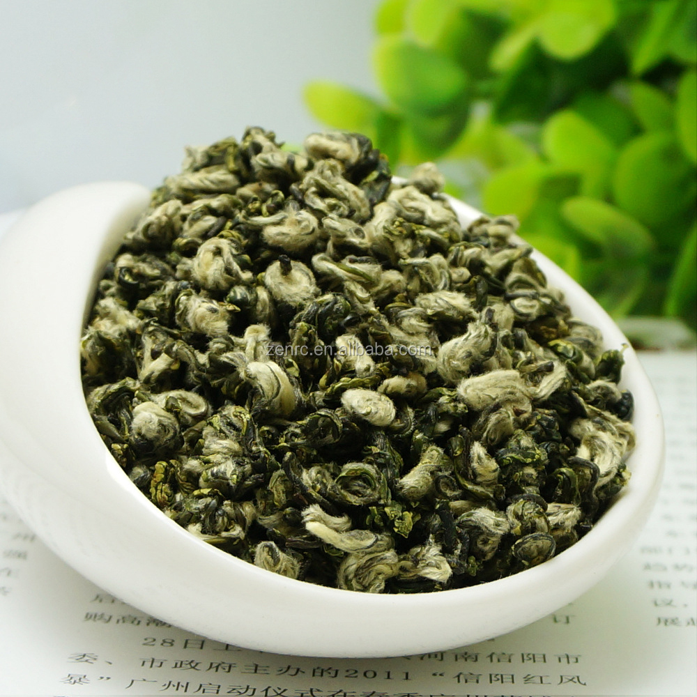 Premium Mingqian Biluochun Green Tea Picked before Tomb Sweeping Day