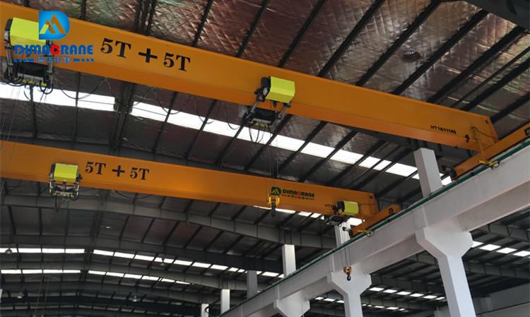 Smart Overhead Crane For Sale