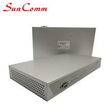 SC-4 2FXO + 2FXS SIP VoIP Gateway met Voice en FAX all in one