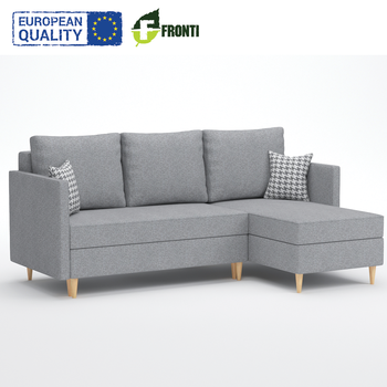 Corner Sofa Couch Bed Holmen Eu Quality