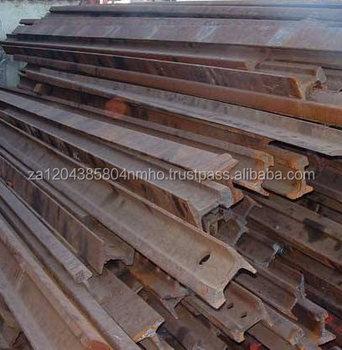 Used Rails,Heavy Metal Scrap Hms 1&2 Copper Scrap,Hms,Used  Rail,Motor,Vessel,Tyre Wire,Aluminium,Iron,Steel - Buy Scrap Yard Hms Used  Rails Product on
