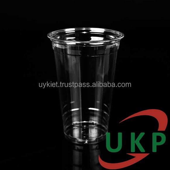 cd62bd1504e Uy Kiet Disposable Pet Cup - 16oz (93mm) Vietnam Pet Cup - Buy ...