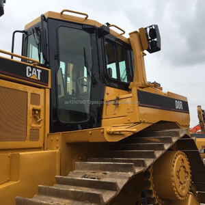 Used Caterpillar D8 Bulldozer For Sale/Used CAT D8 Bulldozer /Used CAT D8  Bulldozer in Good Condition
