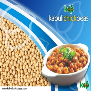 Indian Kabuli Chickpeas