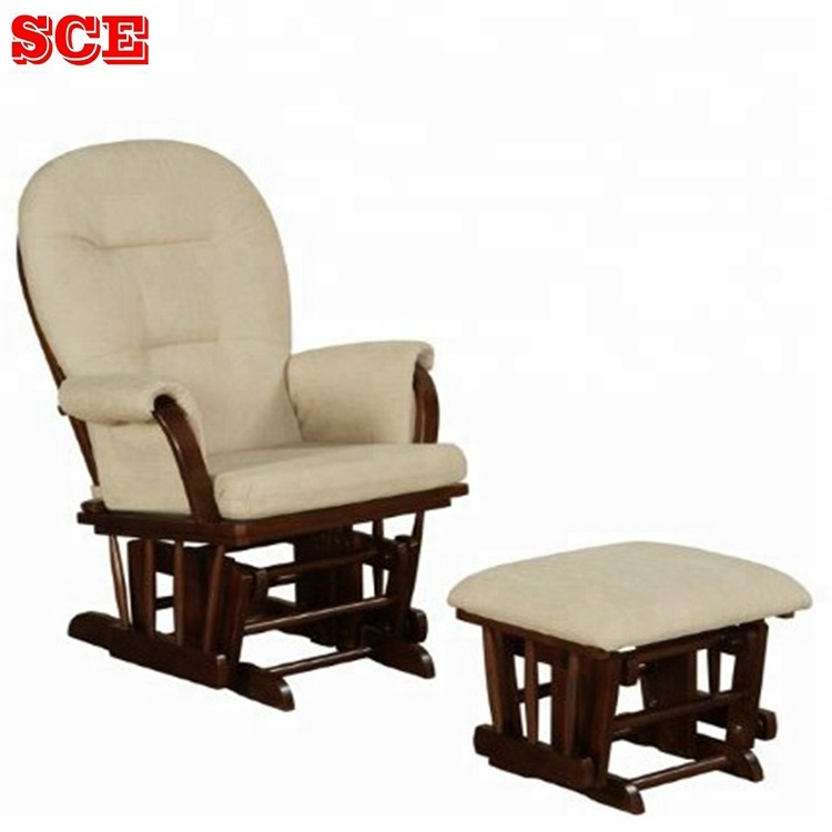 Brilliant Vietnam Modern Wooden Chair With Ottoman Glider Rocking Chairs Buy Wooden Chairs Modern Wooden Rocking Chairs Glider Rocking Chairs Product On Gmtry Best Dining Table And Chair Ideas Images Gmtryco