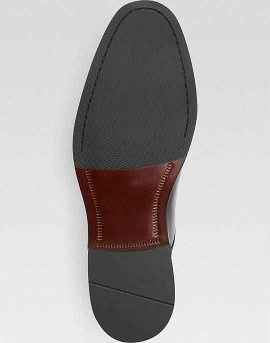 black leather genuine Italian mens dress shoes formal Fashion luxury designer 8q0SFT