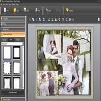 Green Screen 3D Photo Effect Software for wedding Photography