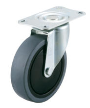 Japan-made reliable caster for trolley speaker , various types available
