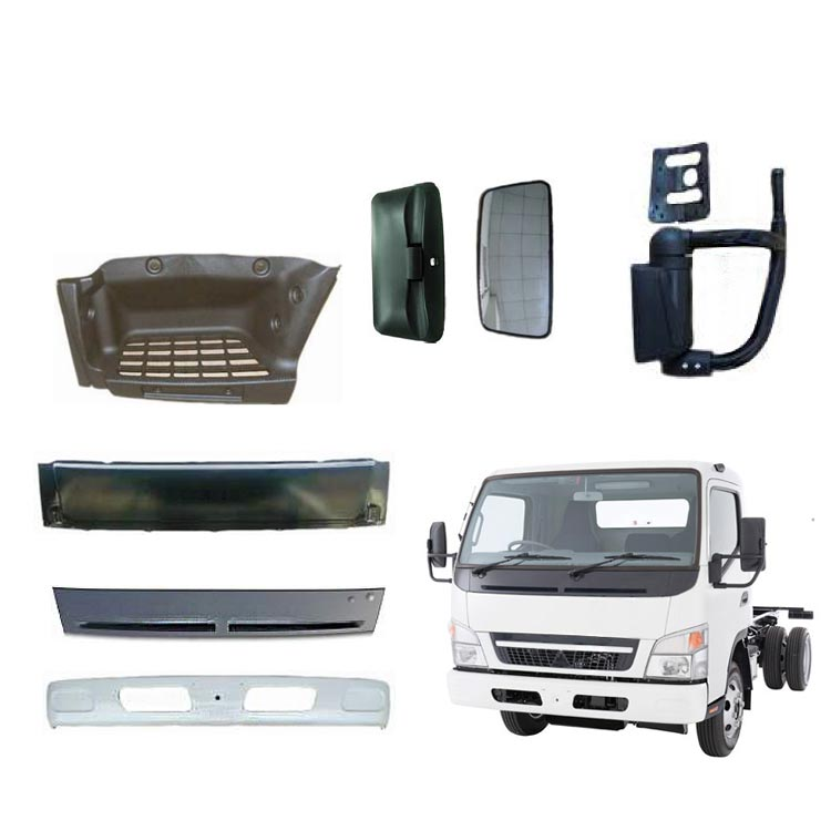 Canter Truck Parts Truck Bumper,Truck Mirror,Truck Grille Made In Taiwan  For Mitsubishi Fuso Truck Body Parts - Buy For Mitsubishi Parts,For Fuso