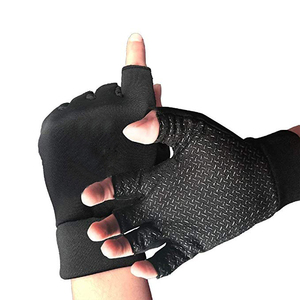 Horse ridding short gloves