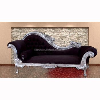Antique Chaise Lounge Sofa Furniture