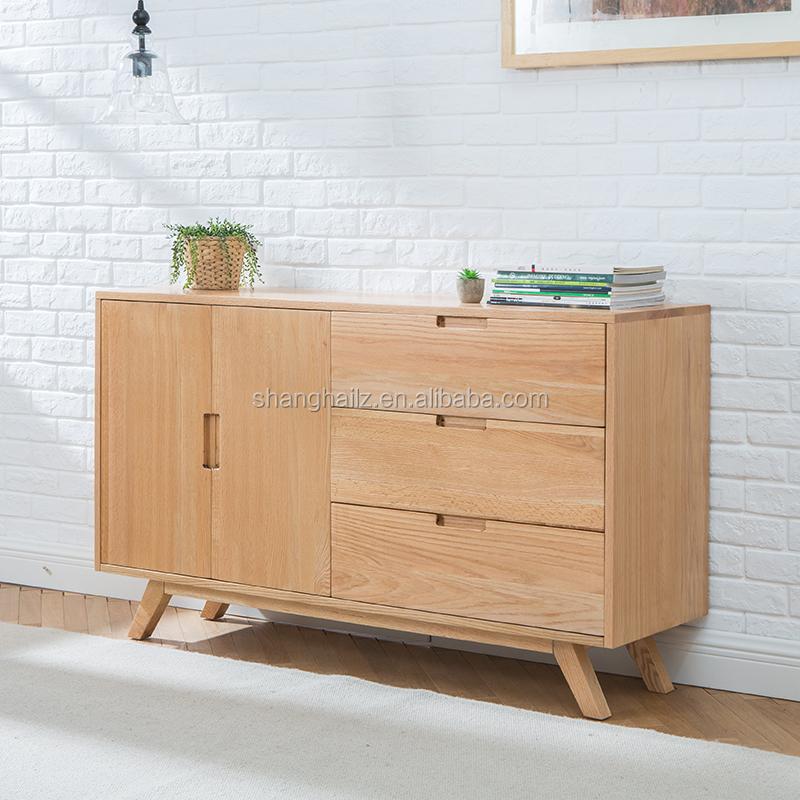 Asian Cherry Wood Furniture Kitchen