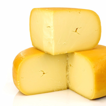 Best gouda cheese yellow cheese in blocks