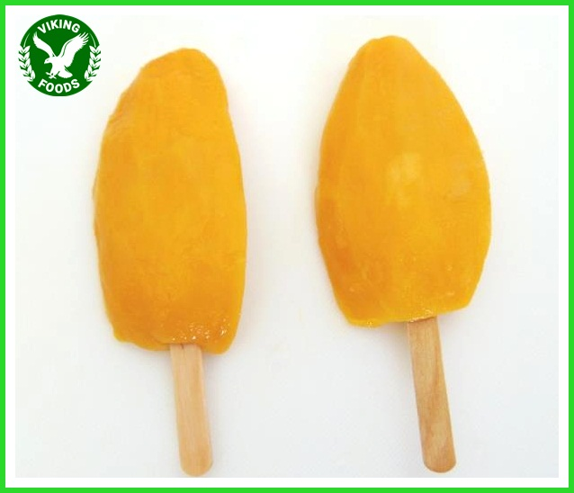IQF CHU MANGO ON STICK FROM VIETNAM_ HIGH QUALITY _ COMPETITIVE PRICE