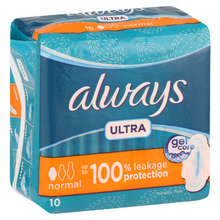 Selalu Ultra Normal Ditambah 10 Sanitary Pads