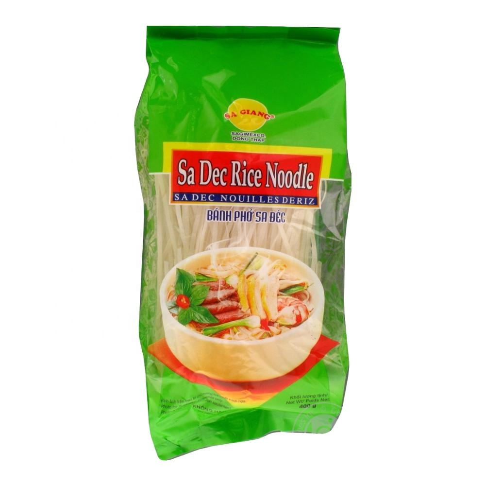 Best Vietnam rice noodles suitable for the every one to eat healthy and low calorie