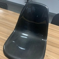 reinforced 3k custom seatpost racing carbon fiber seat