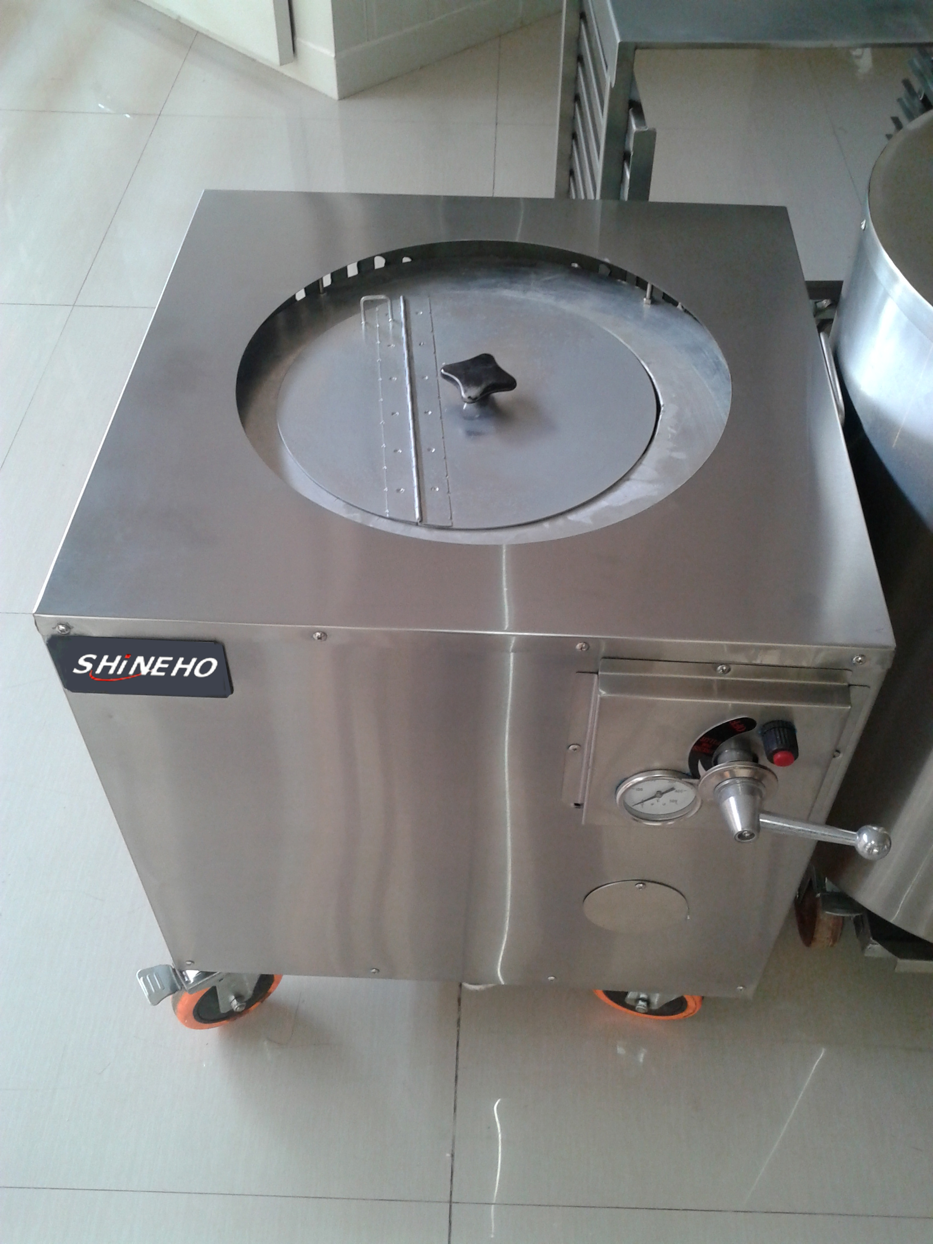 Descuento N006 India horno tandoor con ISO9001