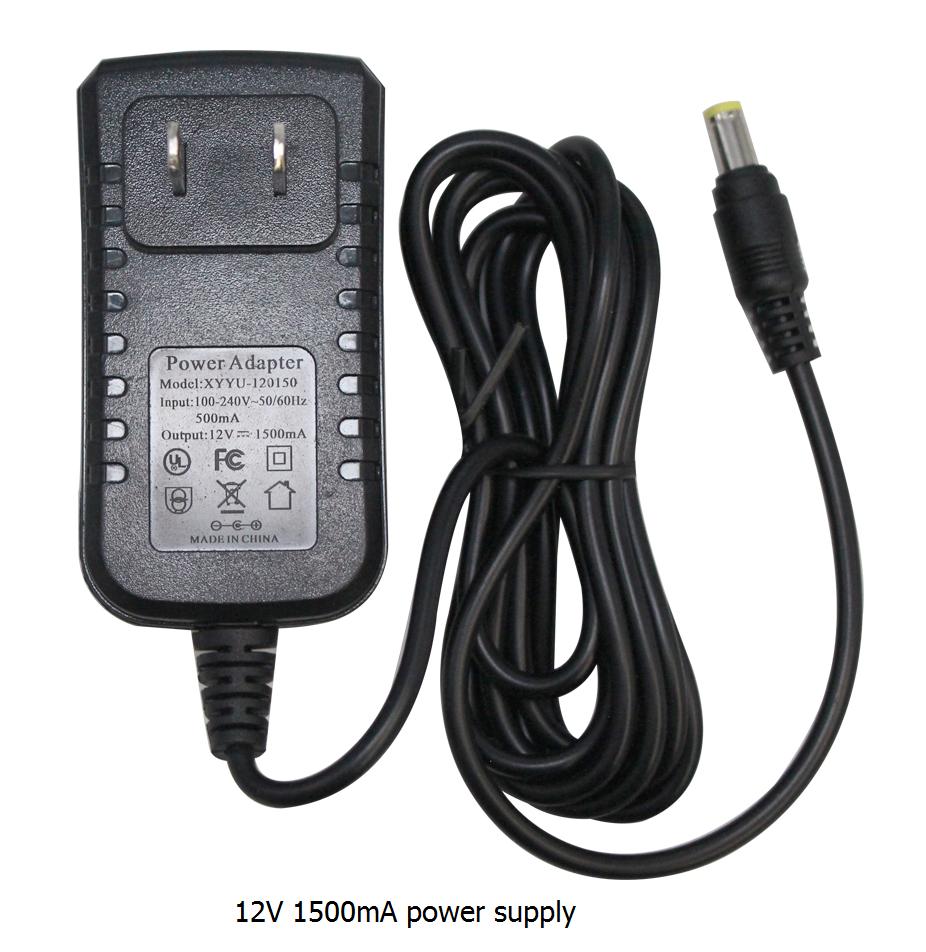 24W 2A 12V DC Tension constante Transformateur à LED Alimentation à LED