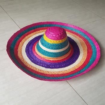 1768532d0ca Wholesale Mexican Sombrero Straw Hat In Vietnam - Buy Weaving ...