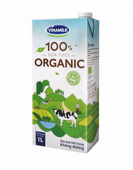 Organic Milk Vinamilk