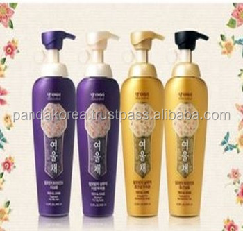 korean hair styling products daenggi meori korean hair shampoo treatment 400 500ml 4558