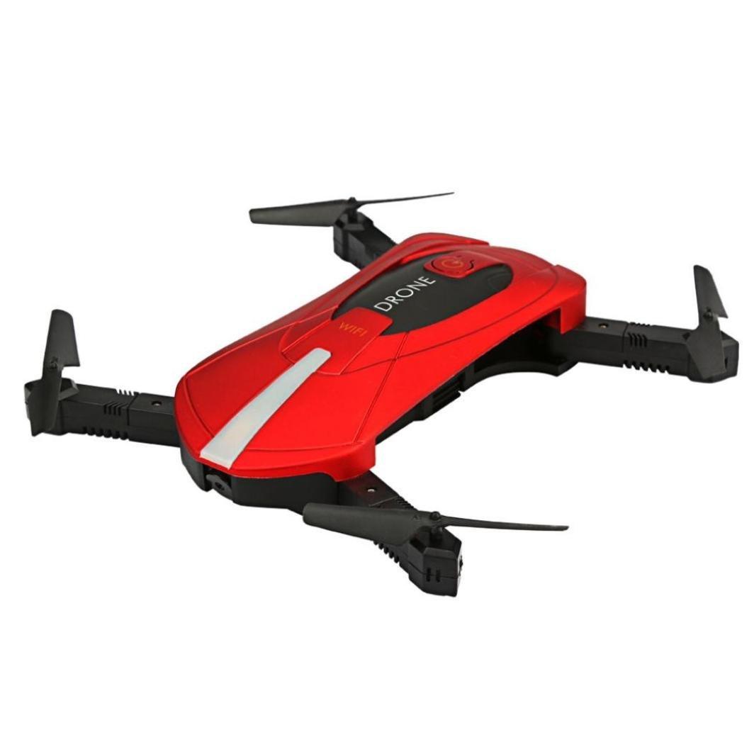 New Mini RC Drone Mini JY018 WiFi FPV Quadcopter Mini Drone Foldable Selfie Drone RC Drones With 2.0 MP 720P HD WIFI Camrera