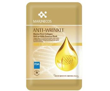 K-Beauty MARINECOS Marine Pure Collageen Anti-rimpel Essentie Masker Geregistreerd in FDA, USA
