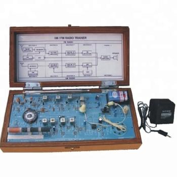 Am/ Fm Radio Trainer- With Block Diagrams- Communication Basics - Buy  Radio,Communication,Educational Trainer Product on Alibaba com