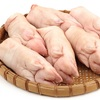 Frozen Pork Leg/Pig Feet at good rates