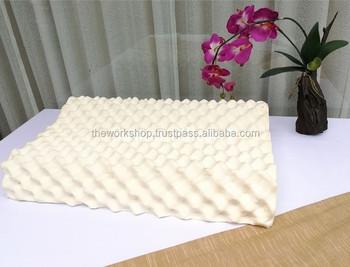 Подушка из натуральной пены