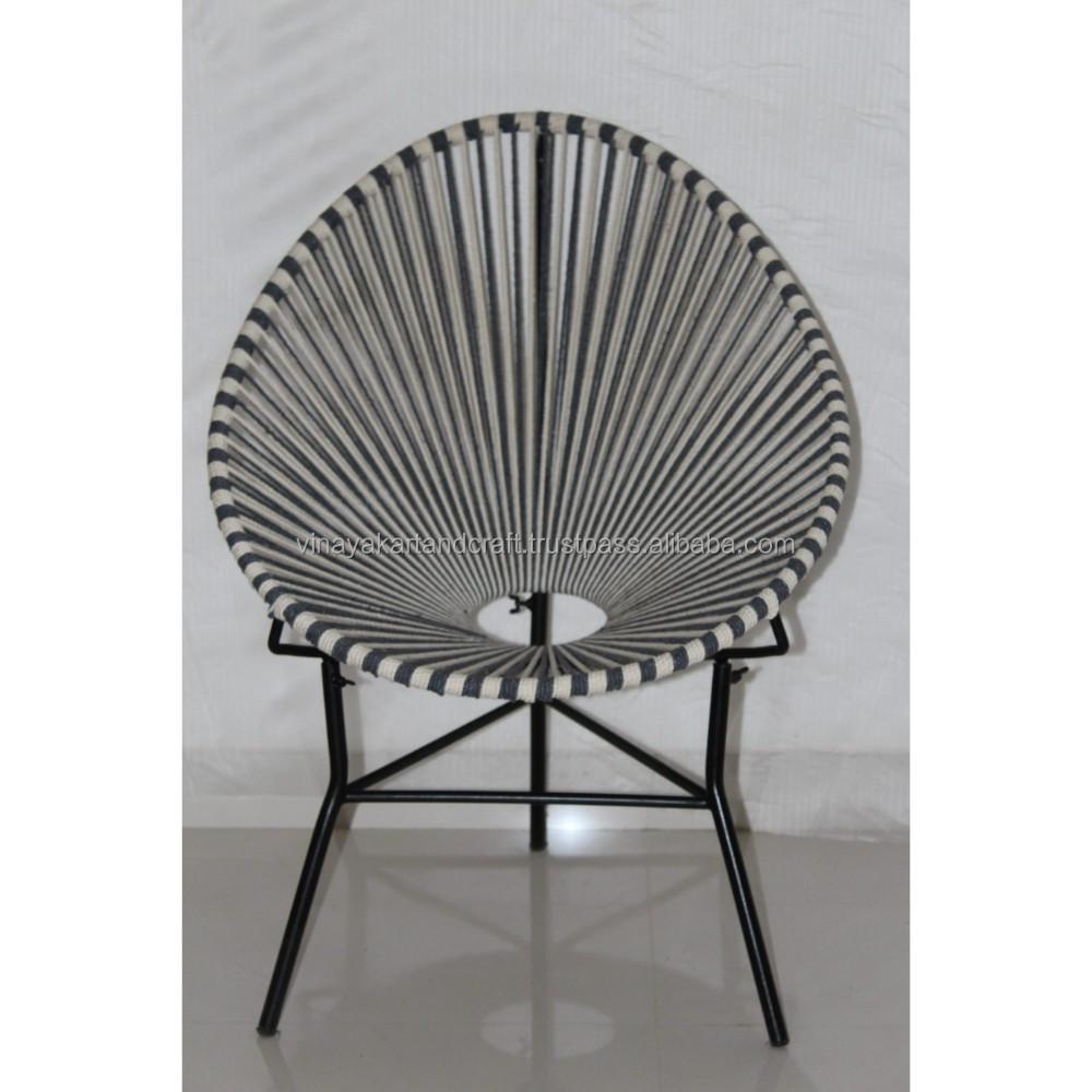 Industrial vintage oval tali kursi jodhpur india modern oval tali kursi mewah telur desain oval tali kursi perabotan buatan tangan buy oval tali kursi