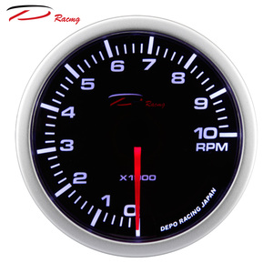 60mm Racing tachometer for electric motors Gauge