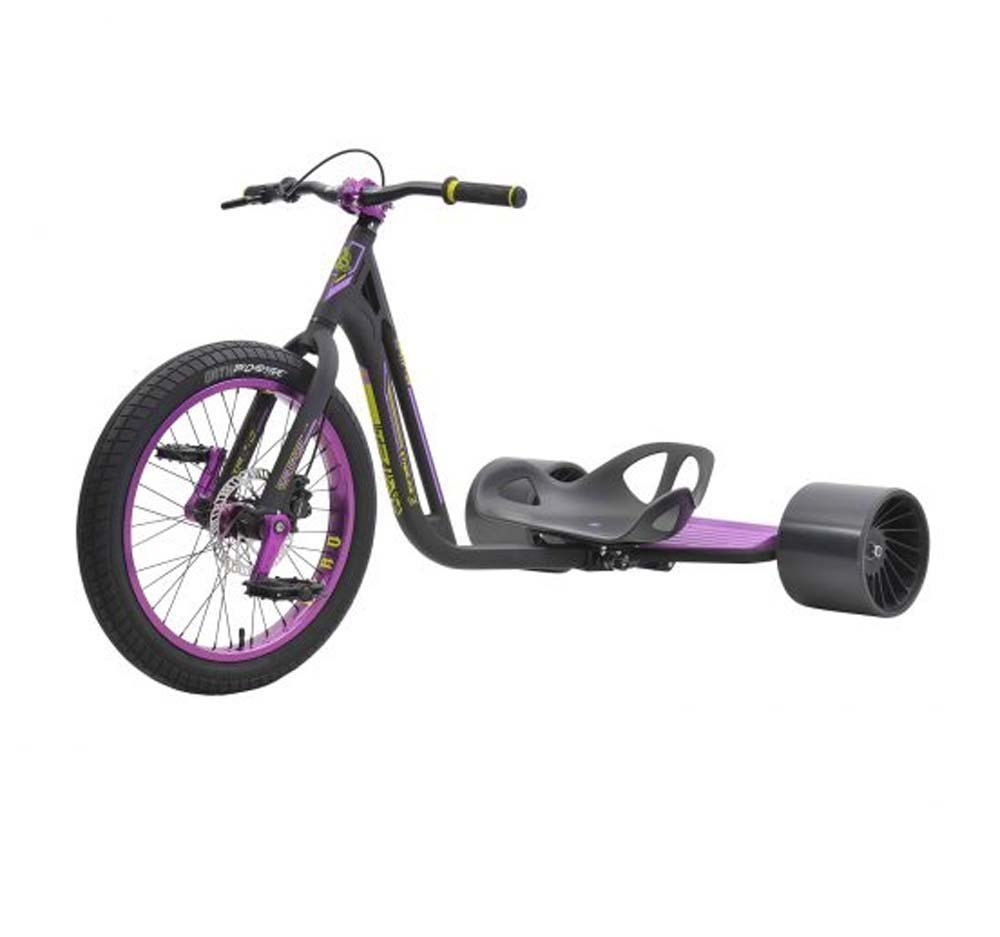 Buy Triad Counter Measure Drift Trike - Black & Pink in